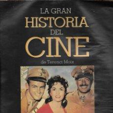 Cine: LA GRAN HISTORIA DEL CINE DE TERENCI MOIX CAPITULO 77. Lote 224747140