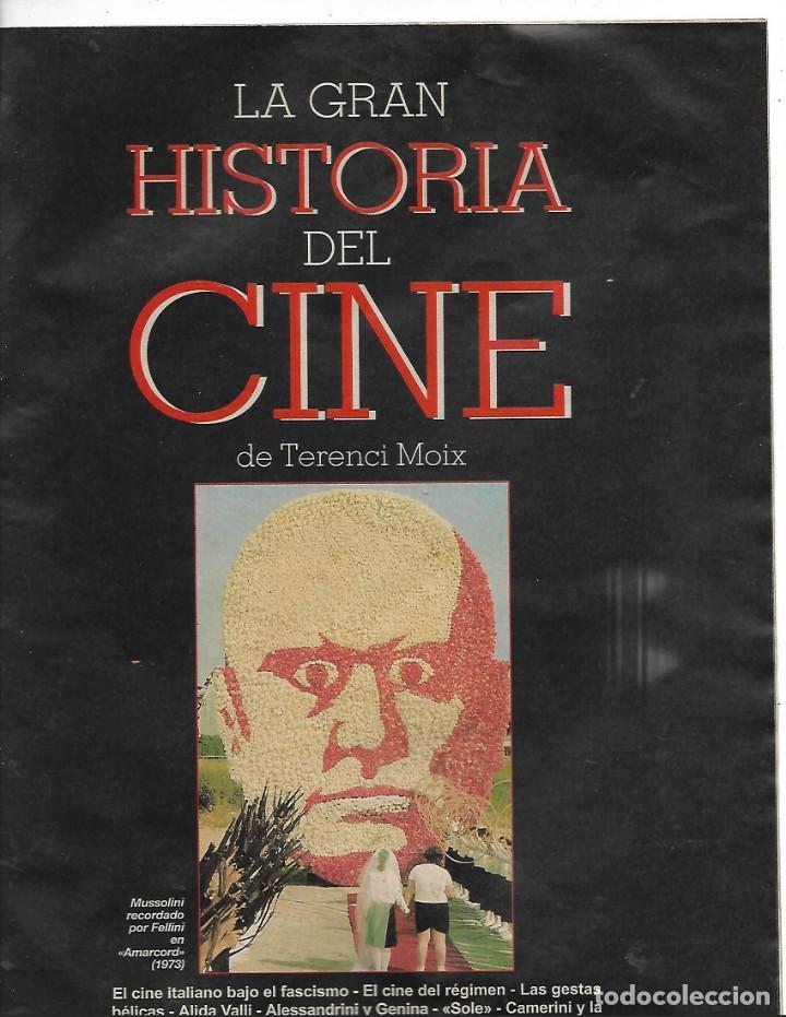 LA GRAN HISTORIA DEL CINE DE TERENCI MOIX CAPITULO 76 (Cine - Revistas - La Gran Historia del cine)