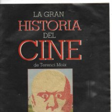 Cine: LA GRAN HISTORIA DEL CINE DE TERENCI MOIX CAPITULO 76. Lote 224747308