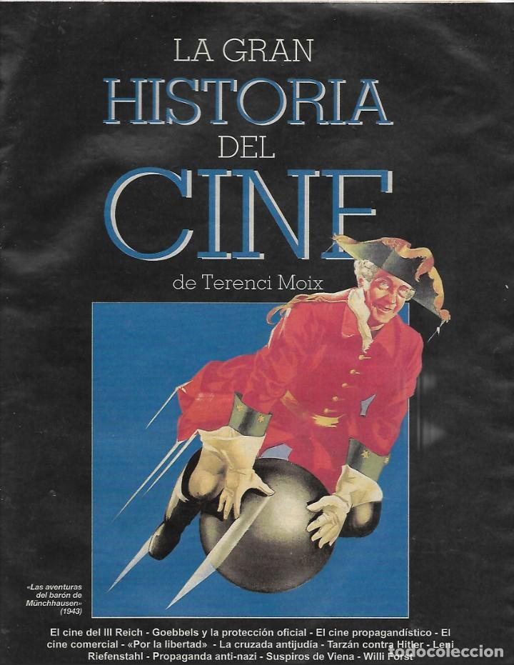 LA GRAN HISTORIA DEL CINE DE TERENCI MOIX CAPITULO 75 (Cine - Revistas - La Gran Historia del cine)