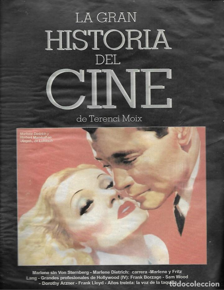 LA GRAN HISTORIA DEL CINE DE TERENCI MOIX CAPITULO 73 (Cine - Revistas - La Gran Historia del cine)