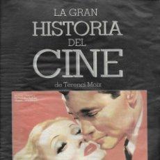 Cine: LA GRAN HISTORIA DEL CINE DE TERENCI MOIX CAPITULO 73. Lote 224747658