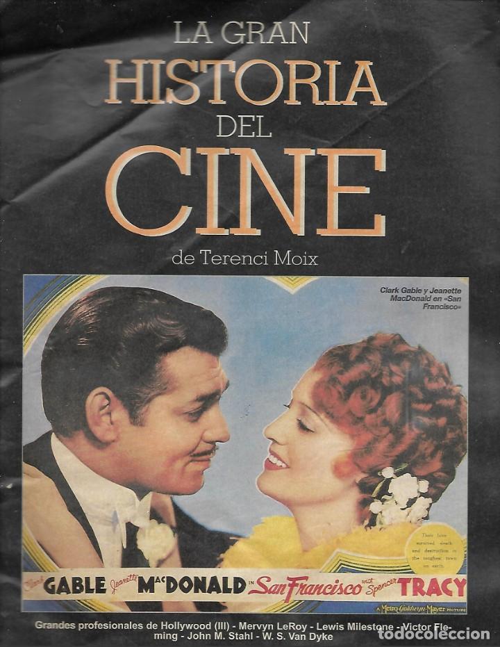 LA GRAN HISTORIA DEL CINE DE TERENCI MOIX CAPITULO 72 (Cine - Revistas - La Gran Historia del cine)