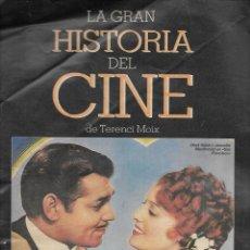 Cine: LA GRAN HISTORIA DEL CINE DE TERENCI MOIX CAPITULO 72. Lote 224747843
