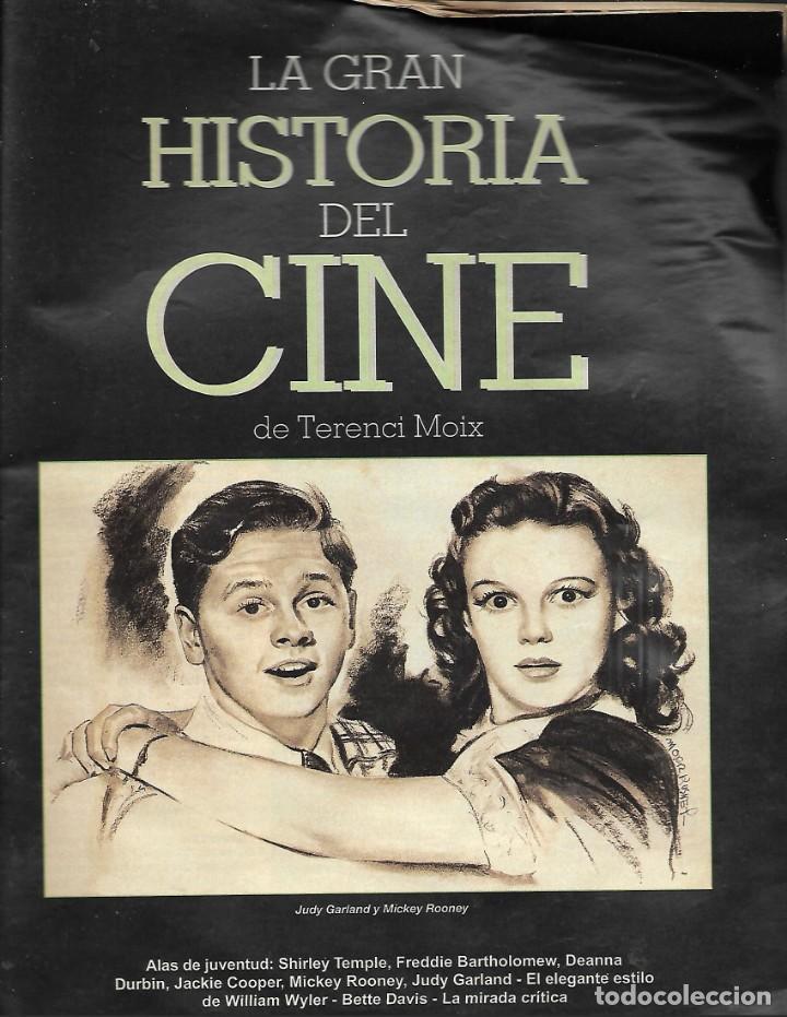 LA GRAN HISTORIA DEL CINE DE TERENCI MOIX CAPITULO 71 (Cine - Revistas - La Gran Historia del cine)