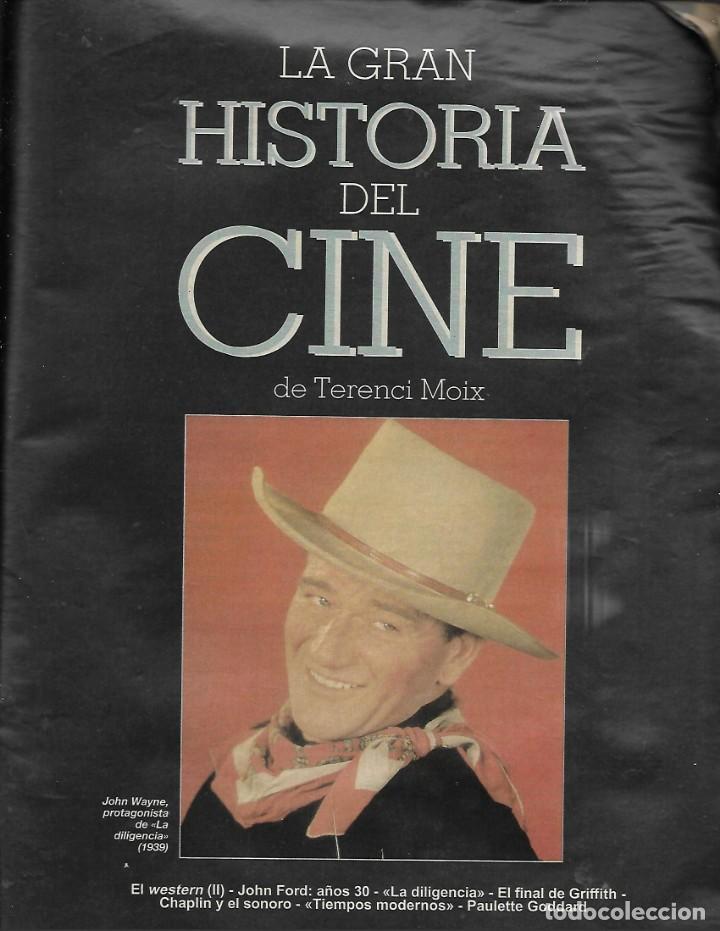 LA GRAN HISTORIA DEL CINE DE TERENCI MOIX CAPITULO 70 (Cine - Revistas - La Gran Historia del cine)