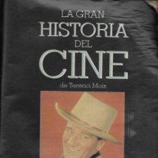 Cine: LA GRAN HISTORIA DEL CINE DE TERENCI MOIX CAPITULO 70. Lote 224748248