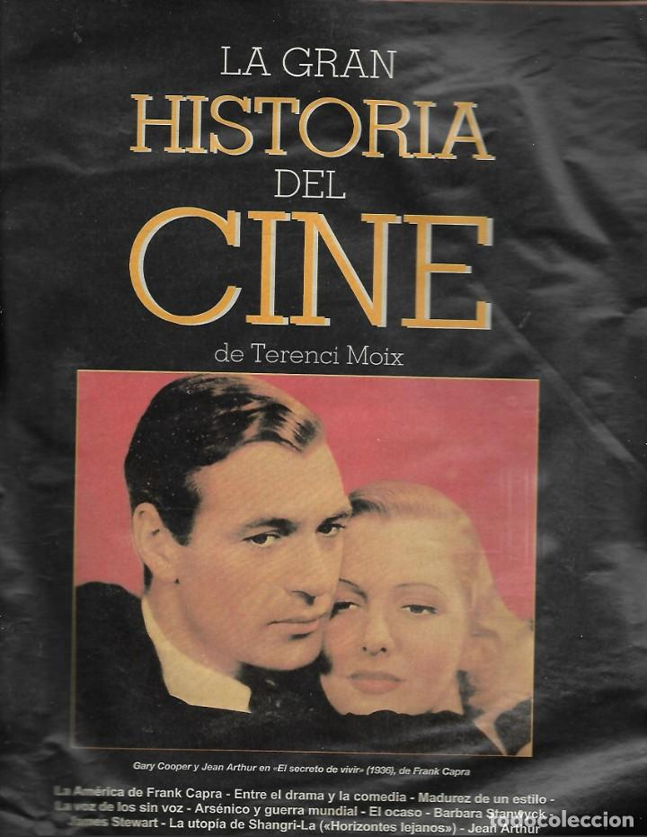 LA GRAN HISTORIA DEL CINE DE TERENCI MOIX CAPITULO 67 (Cine - Revistas - La Gran Historia del cine)