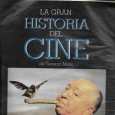 Cine: LA GRAN HISTORIA DEL CINE DE TERENCI MOIX CAPITULO 66. Lote 224748952