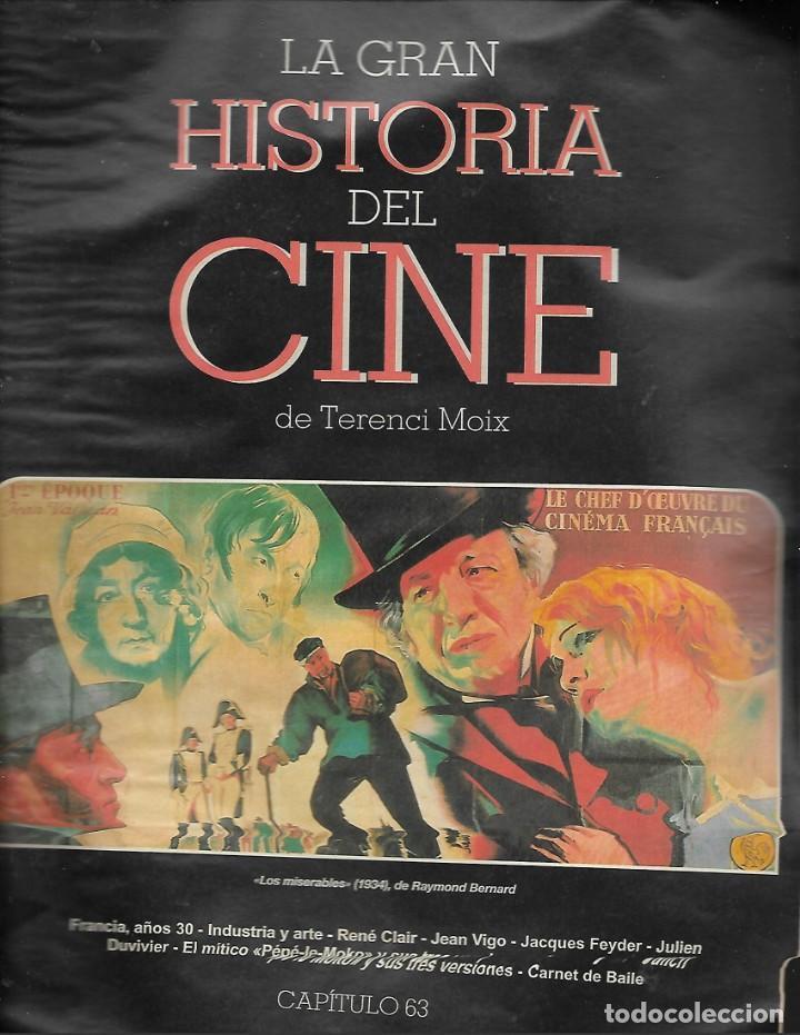 LA GRAN HISTORIA DEL CINE DE TERENCI MOIX CAPITULO 63 (Cine - Revistas - La Gran Historia del cine)