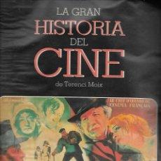 Cine: LA GRAN HISTORIA DEL CINE DE TERENCI MOIX CAPITULO 63. Lote 224749063