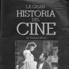 Cine: LA GRAN HISTORIA DEL CINE DE TERENCI MOIX CAPITULO 60. Lote 224751622