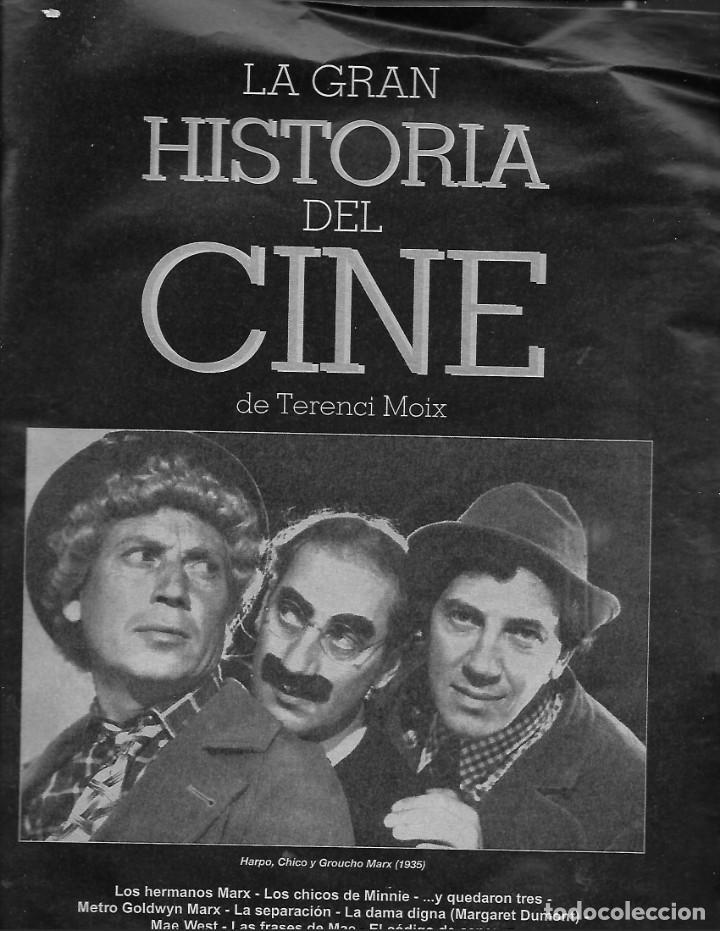 LA GRAN HISTORIA DEL CINE DE TERENCI MOIX CAPITULO 59 (Cine - Revistas - La Gran Historia del cine)