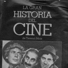 Cine: LA GRAN HISTORIA DEL CINE DE TERENCI MOIX CAPITULO 59. Lote 224751778