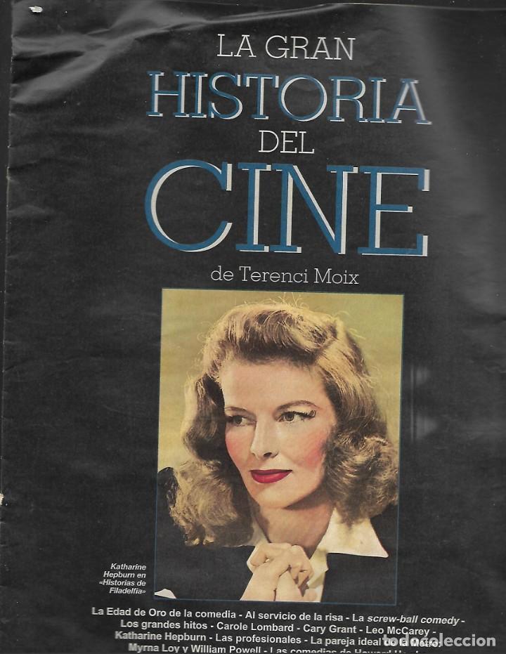 LA GRAN HISTORIA DEL CINE DE TERENCI MOIX CAPITULO 58 (Cine - Revistas - La Gran Historia del cine)