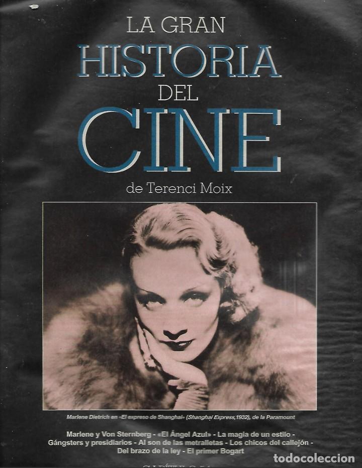 LA GRAN HISTORIA DEL CINE DE TERENCI MOIX CAPITULO 54 (Cine - Revistas - La Gran Historia del cine)