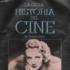Cine: LA GRAN HISTORIA DEL CINE DE TERENCI MOIX CAPITULO 54. Lote 224752037