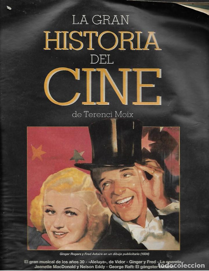 LA GRAN HISTORIA DEL CINE DE TERENCI MOIX CAPITULO 53 (Cine - Revistas - La Gran Historia del cine)