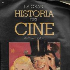 Cine: LA GRAN HISTORIA DEL CINE DE TERENCI MOIX CAPITULO 53. Lote 224752228