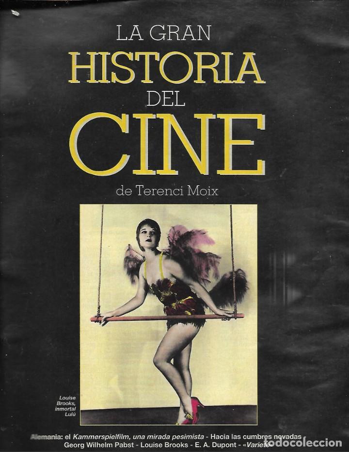 LA GRAN HISTORIA DEL CINE DE TERENCI MOIX CAPITULO 48 (Cine - Revistas - La Gran Historia del cine)