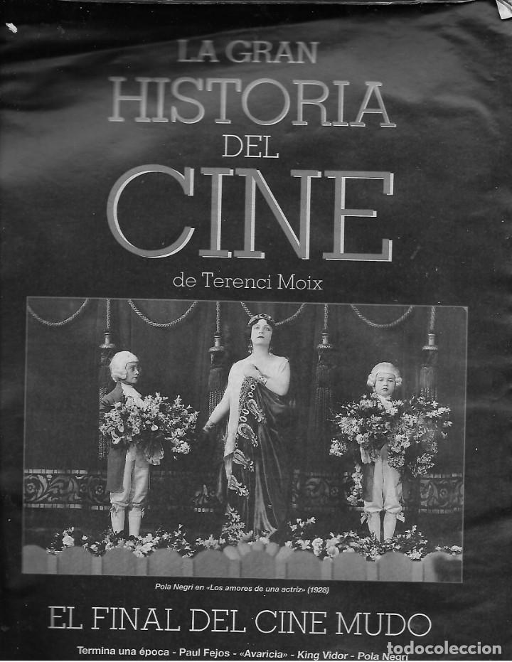 LA GRAN HISTORIA DEL CINE DE TERENCI MOIX CAPITULO 50 (Cine - Revistas - La Gran Historia del cine)