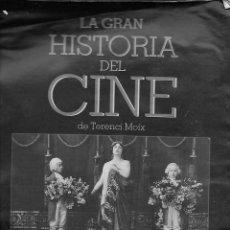 Cine: LA GRAN HISTORIA DEL CINE DE TERENCI MOIX CAPITULO 50. Lote 224752462