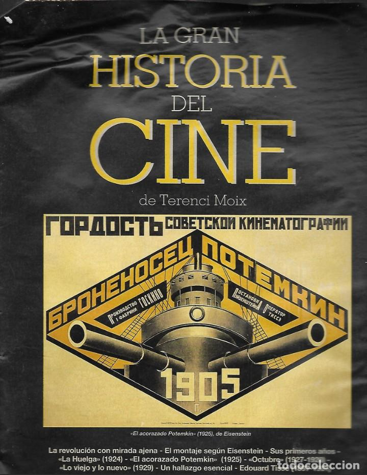 LA GRAN HISTORIA DEL CINE DE TERENCI MOIX CAPITULO 45 (Cine - Revistas - La Gran Historia del cine)