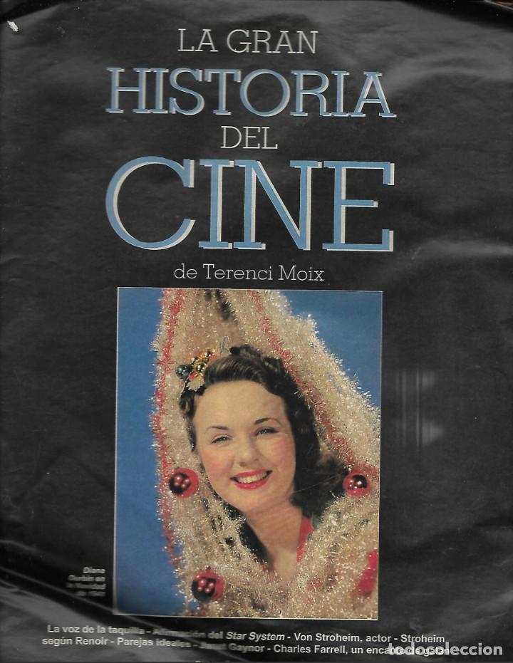 LA GRAN HISTORIA DEL CINE DE TERENCI MOIX CAPITULO 40 (Cine - Revistas - La Gran Historia del cine)
