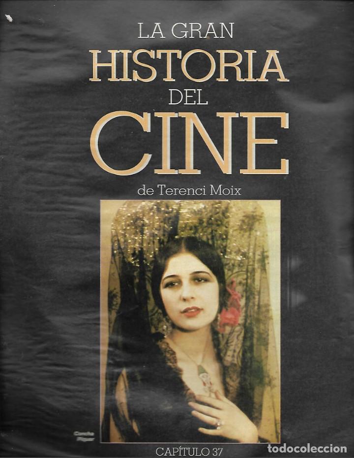 LA GRAN HISTORIA DEL CINE DE TERENCI MOIX CAPITULO 37 (Cine - Revistas - La Gran Historia del cine)