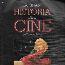 Cine: LA GRAN HISTORIA DEL CINE DE TERENCI MOIX CAPITULO 22. Lote 224753087