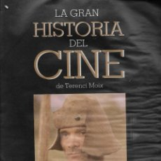Cine: LA GRAN HISTORIA DEL CINE DE TERENCI MOIX CAPITULO 21. Lote 224753147