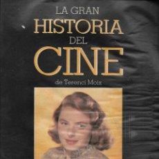 Cine: LA GRAN HISTORIA DEL CINE DE TERENCI MOIX CAPITULO 20. Lote 224753310