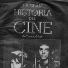 Cine: LA GRAN HISTORIA DEL CINE DE TERENCI MOIX CAPITULO 14. Lote 224753773