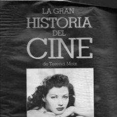 Cine: LA GRAN HISTORIA DEL CINE DE TERENCI MOIX CAPITULO 13. Lote 224753946