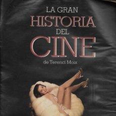 Cine: LA GRAN HISTORIA DEL CINE DE TERENCI MOIX CAPITULO 5. Lote 224754083