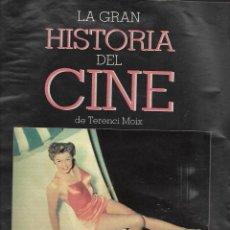 Cine: LA GRAN HISTORIA DEL CINE DE TERENCI MOIX CAPITULO 4. Lote 224754282