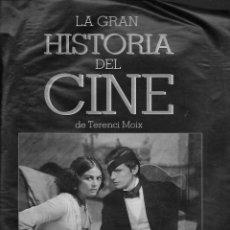 Cine: LA GRAN HISTORIA DEL CINE DE TERENCI MOIX CAPITULO 15. Lote 224754531