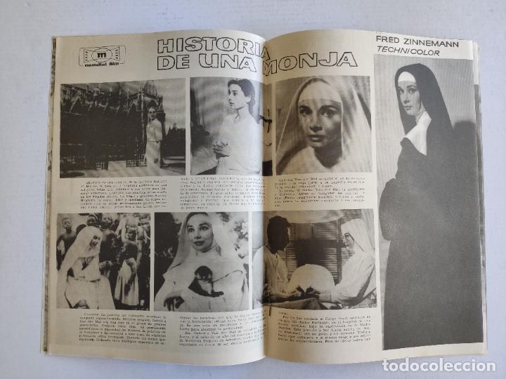 Cine: REVISTA PARA MAYORES - COLECCIÓN CINECOLOR nº 15 - AUDREY HEPBURN - Año 1958 - Foto 3 - 224897457