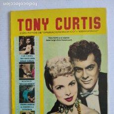 Cine: REVISTA PARA MAYORES - COLECCIÓN CINECOLOR, Nº 21 - TONY CURTIS - AÑO 1958. Lote 224898663