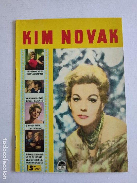 REVISTA PARA MAYORES - COLECCIÓN CINECOLOR, Nº 18 - KIM NOVAK - AÑO 1958 (Cine - Revistas - Cinecolor)