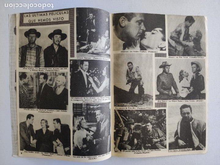 Cine: REVISTA PARA MAYORES - COLECCIÓN CINECOLOR, nº 30 - WILLIAM HOLDEN - Año 1958 - Foto 3 - 224899286