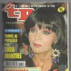 Cine: AAQ01 SARA MONTIEL COLECCION RECORTES DE EPOCA DE REVISTAS Y PERIODICOS. Lote 225019497
