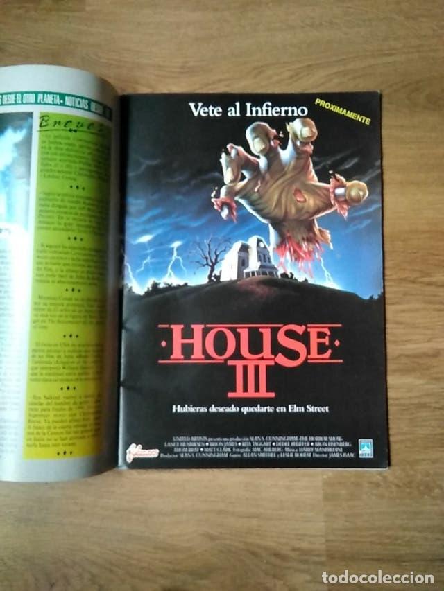 Cine: Fantástic Magazine - N 2 - Robocop - Society - Tortugas Ninja - John Carpenter - Foto 2 - 225109465
