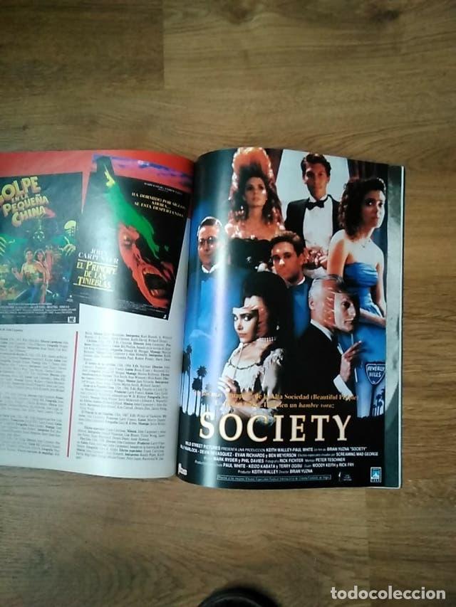 Cine: Fantástic Magazine - N 2 - Robocop - Society - Tortugas Ninja - John Carpenter - Foto 3 - 225109465
