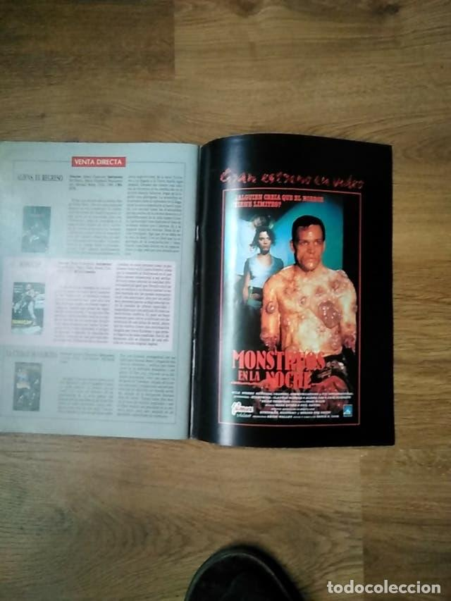 Cine: Fantástic Magazine - N 2 - Robocop - Society - Tortugas Ninja - John Carpenter - Foto 4 - 225109465