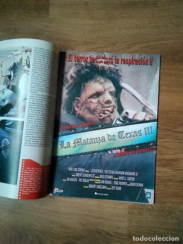 Cine: Fantástic Magazine - N 2 - Robocop - Society - Tortugas Ninja - John Carpenter - Foto 5 - 225109465