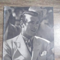 Cine: MFF.- PRIMER PLANO.- REVISTA ESPAÑOLA DE CINEMATOGRAFIA.- Nº.47- 7 SEPTIEMBRE 1941.- GARY COOPER.-. Lote 225193108