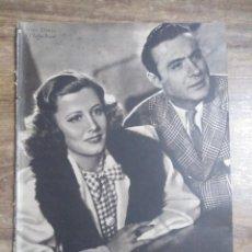 Cine: MFF.- PRIMER PLANO.- REVISTA ESPAÑOLA DE CINEMATOGRAFIA.- Nº.37- 29 JUNIO 1941.- PORTADA IRENE DUNNE. Lote 225193880