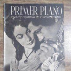 Cinema: MFF.- PRIMER PLANO.- REVISTA ESPAÑOLA DE CINEMATOGRAFIA.- Nº.38- 6 JULIO 1941.- PORTADA:. Lote 225195495
