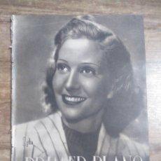 Cine: MFF.- PRIMER PLANO.- REVISTA ESPAÑOLA DE CINEMATOGRAFIA.- Nº.40- 20 JULIO 1941.- CONCHITA MONTES.-. Lote 225196090